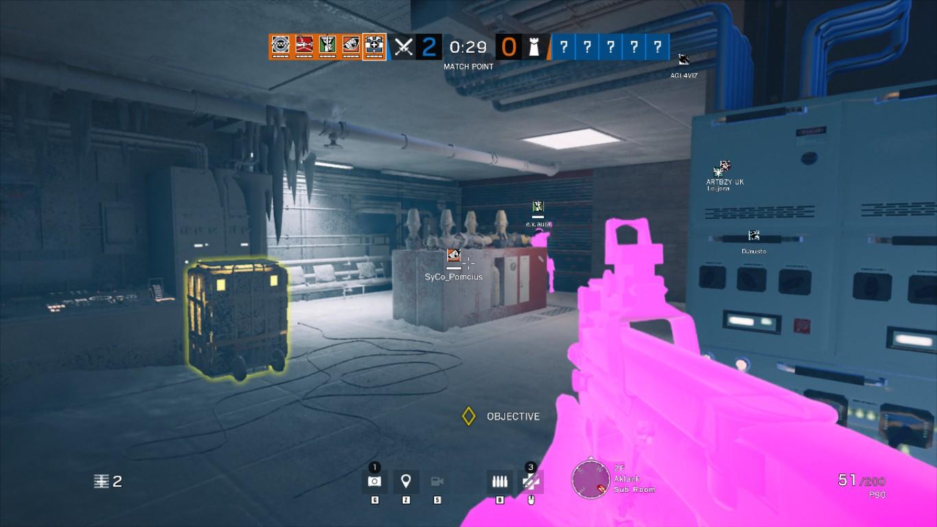 rainbow six siege private hacks 2019